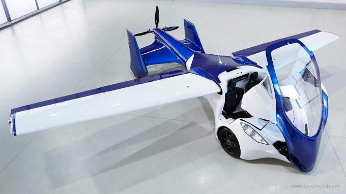 This flying car is simply superb.