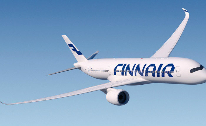 Finnair is the cleanest airline in the world according to new study .!