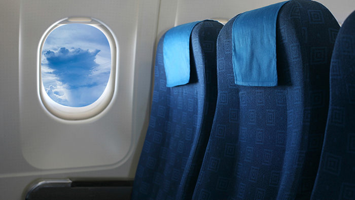 Did you know? Why airplane windows are round..!