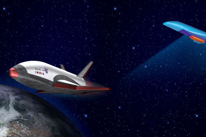 ISRO Prepares for Launch of Indigenous Indian Space Shuttle..!