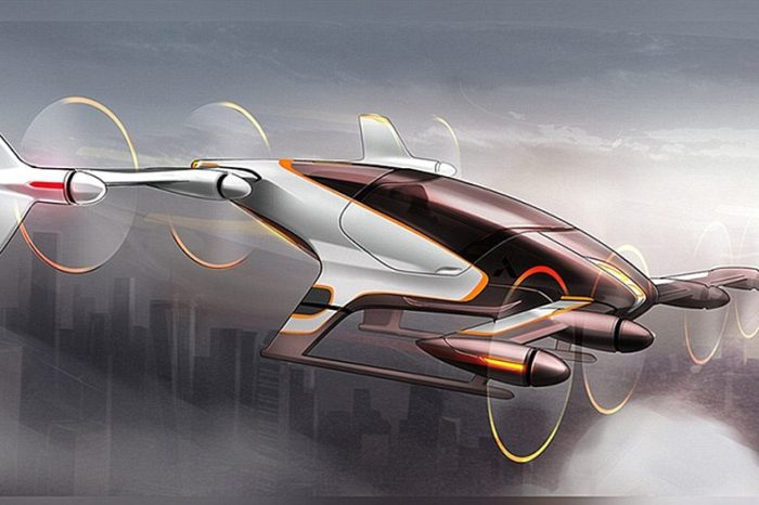 Airbus is building a flying, driverless taxi to test in 2017