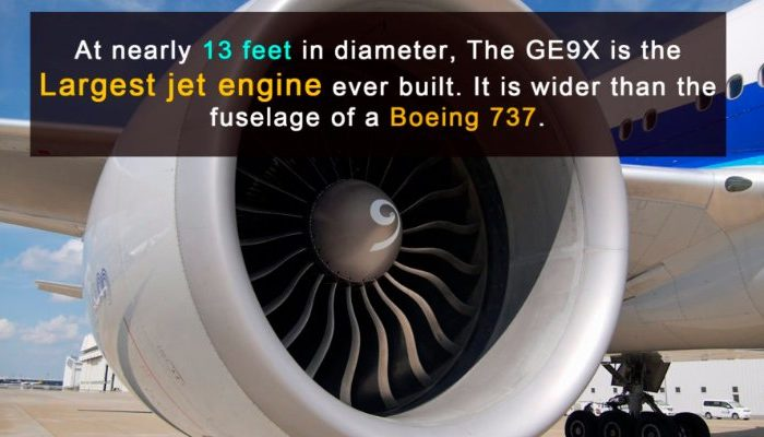 All you need to know about The 'World's Largest Jet Engine'