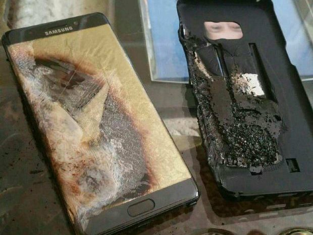 Samsung Galaxy Note 7 banned on three Australian airlines.