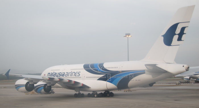 Malaysia Airlines in talks to offload A380s