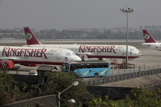 Kingfisher aircraft to be auctioned; expected to fetch around Rs 535 crore.!