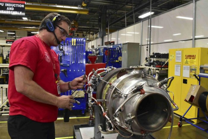 Boeing enters Into the Airplane Parts Business.