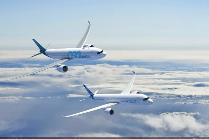 Iran Air and Airbus have signed a firm contract for 100 aircraft...!
