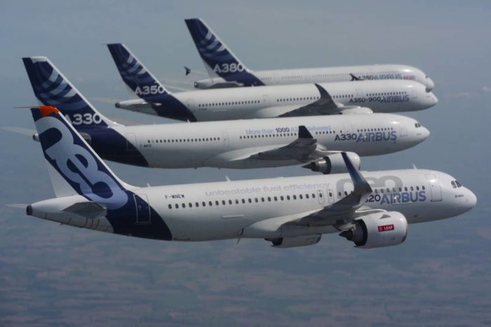New Airbus aircraft list prices for 2017..!