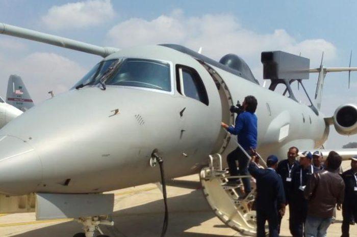 Surveillance aircraft to join IAF at Aero India-2017