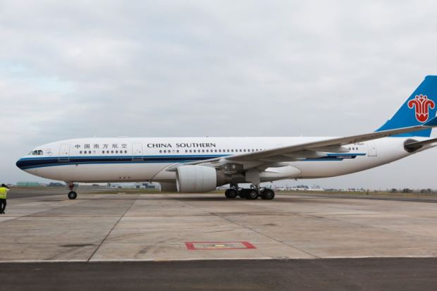 China Southern Airlines confirms $200m stake sale to American Airlines