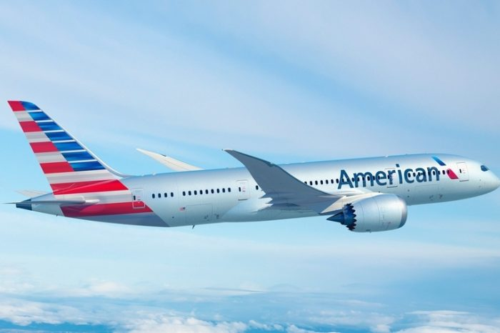 American Airlines first officer dies during landing in New Mexico