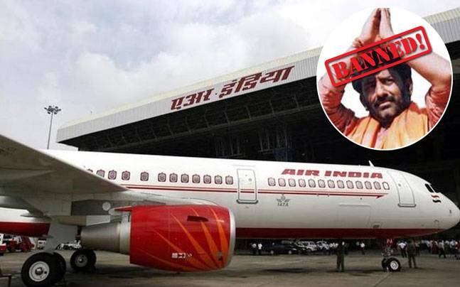 Shiv Sena MP Ravindra Gaikwad tries to fly SpiceJet, gets grounded again