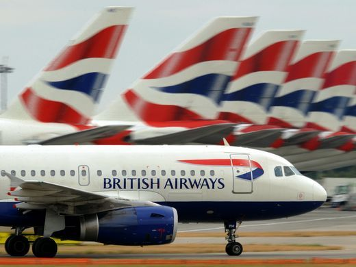 BA flight grounded after bird found flapping around in cockpit