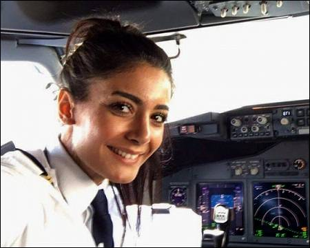 Kurdish female pilot to fly B737-800 for Iraqi Airways