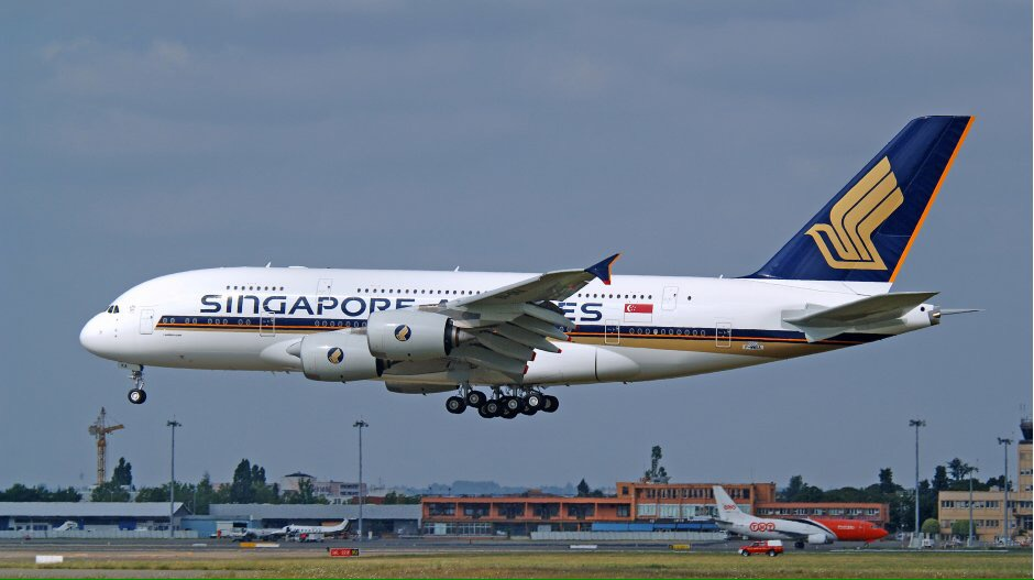 Singapore Airlines to retire four A380s by 2018