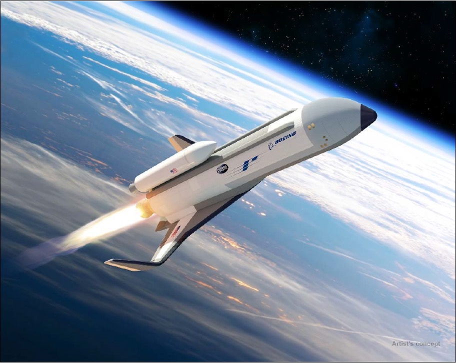 DARPA has selected The Boeing Company to build its Experimental Spaceplane (XS-1)