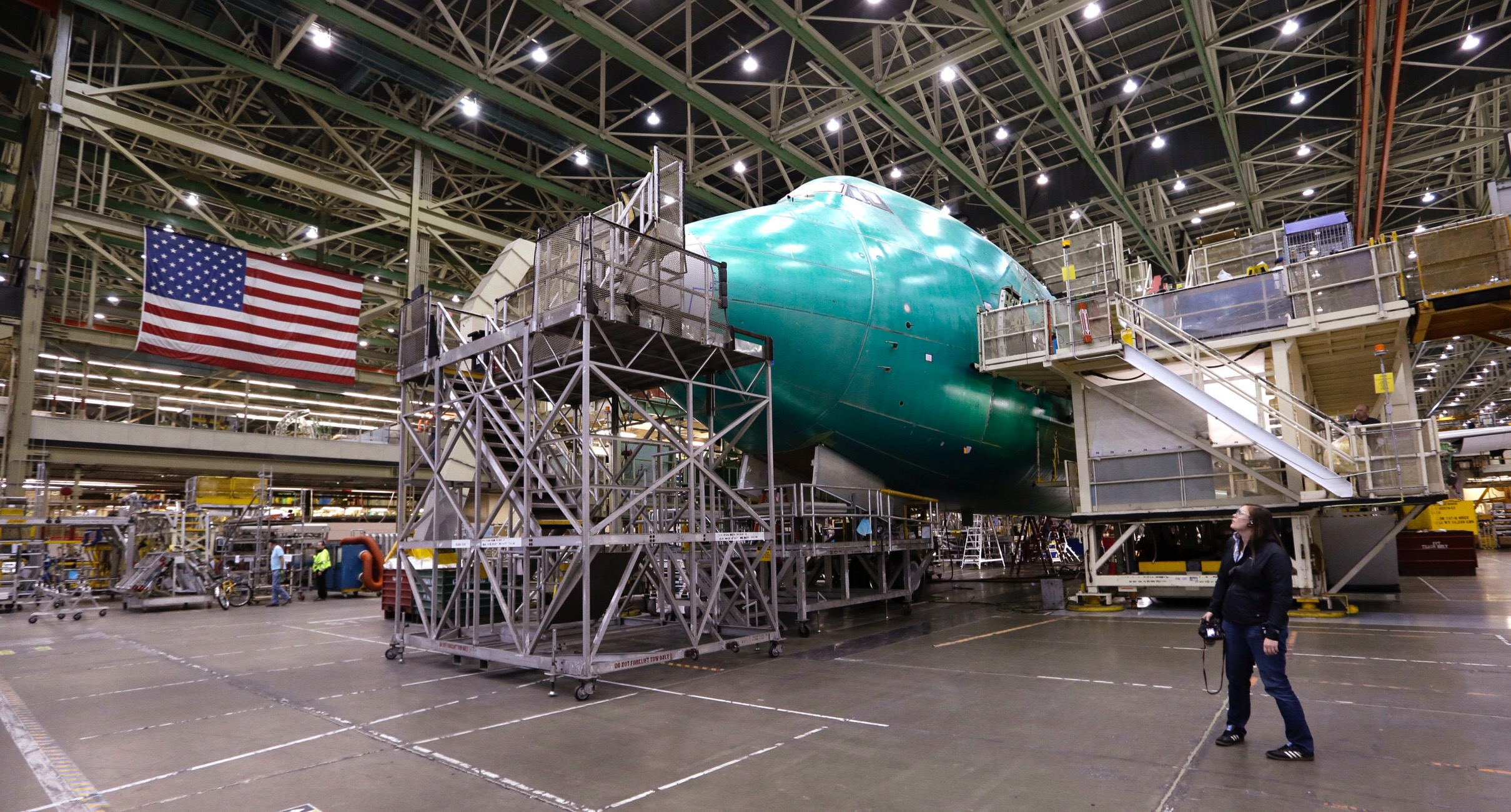 Boeing may end production of its iconic 747 aircraft after nearly 50 years