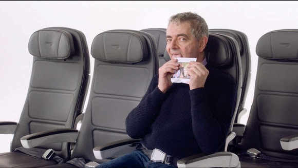 STARS SHOW OFF SAFETY IN NEW BRITISH AIRWAYS VIDEO