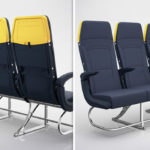 Why do Ryanair seats have NO back pockets? Ryanair has uncovered the design of its 'game changing' new seats