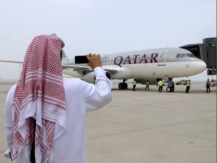 Bahrain, UAE open up airspace for Qatar Airways, world aviation agency says