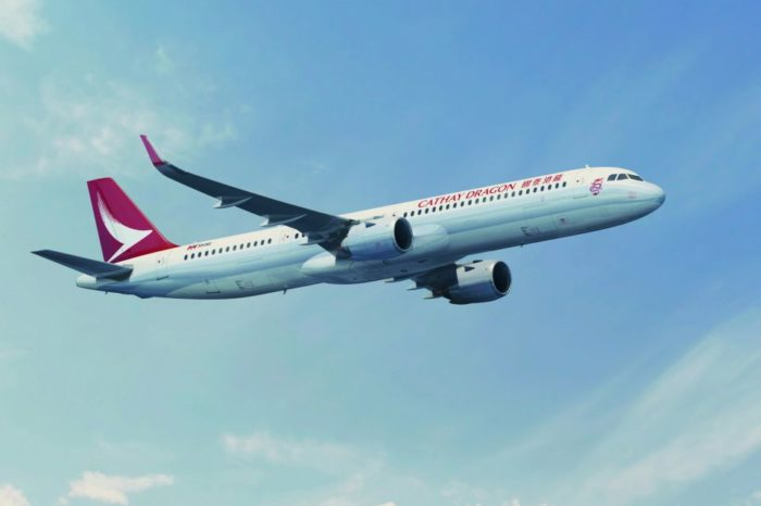 Cathay Pacific finalises order for 32 A321neo aircraft