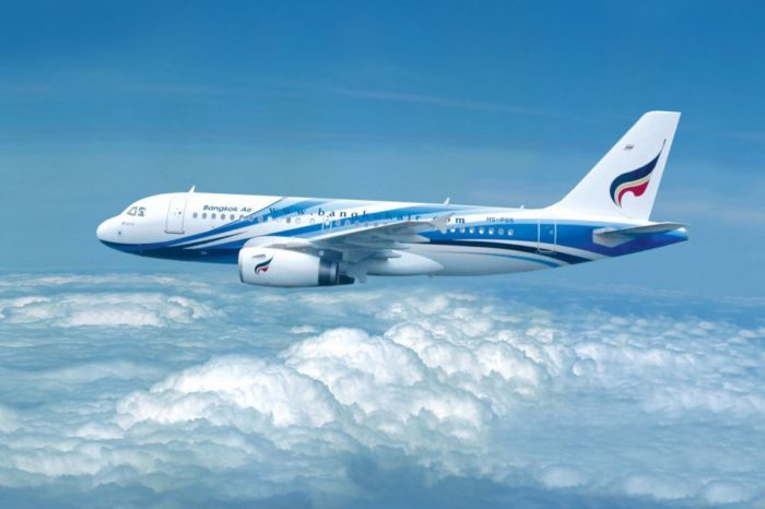 Bangkok Airways and Vietnam Airlines. Signed an agreement to codeshare flights.