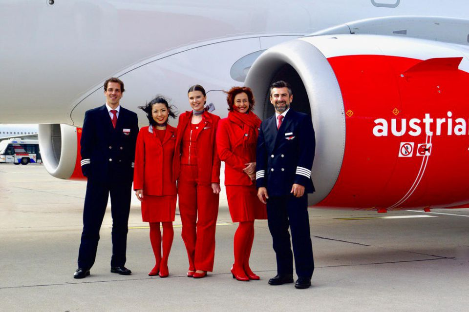 Austrian Airlines Looking to Hire 100 New Pilots