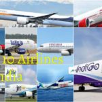 Top 10 Airlines in India 2018