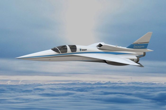 Boom Supersonic to Showcase Vision of Supersonic Flight at Dubai Airshow 2017