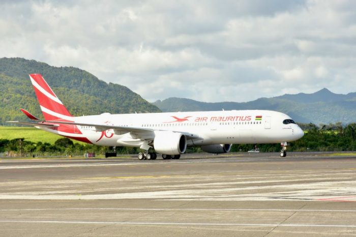 Air Mauritius takes delivery of its first A350 XWB