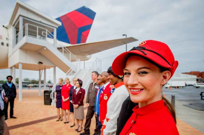 Delta now hiring more than 1,000 flight attendants.!
