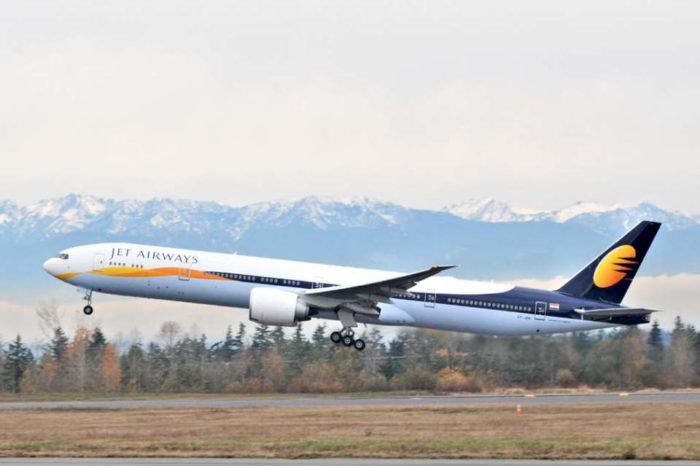 Threat Call 12 hijackers on board Letter on Jet Airways