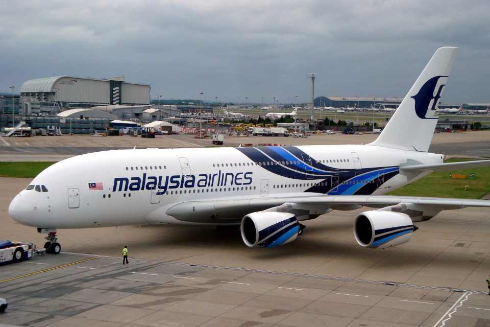 Malaysia Airlines To End Scheduled A380 Service In March 2018