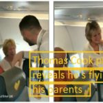 Thomas Cook pilot reveals he's flying his parents