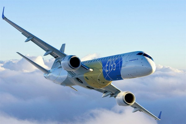 Embraer Announces Firm Order for 20 E-Jets from SkyWest