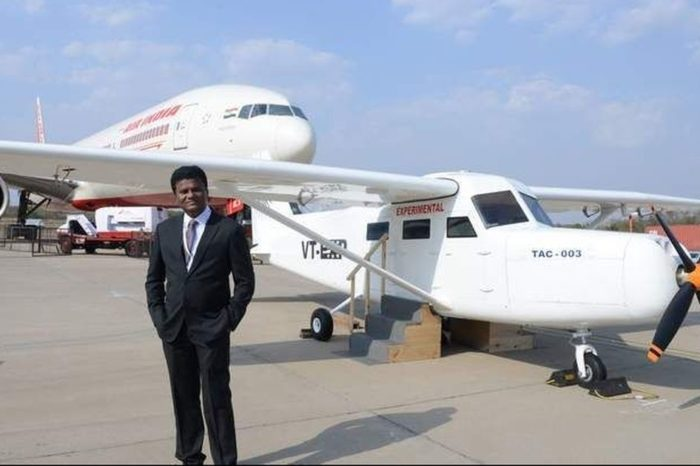 Aircraft built by a Mumbai man on terrace gets license to fly