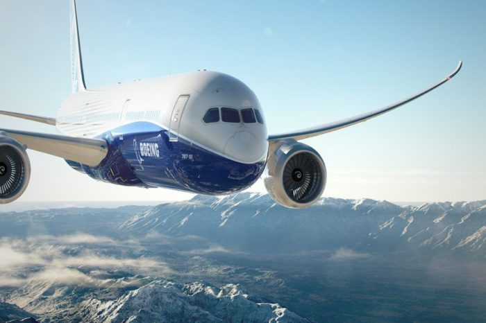 Boeing, China Announce Airplane Sales During Presidential Trade Mission