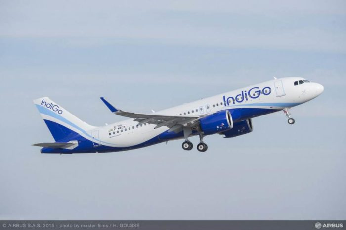 IndiGo 4 th  most punctual airline globally: OAG Punctuality League 2018