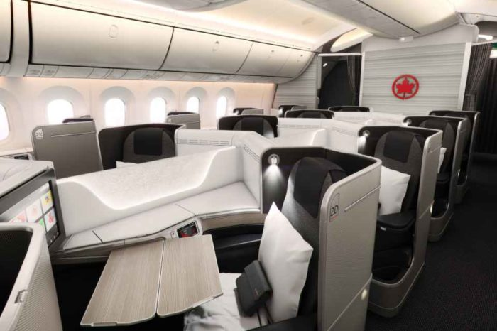 Air Canada Develops Virtual Reality Experience to Showcase its Unique Dreamliner Offering