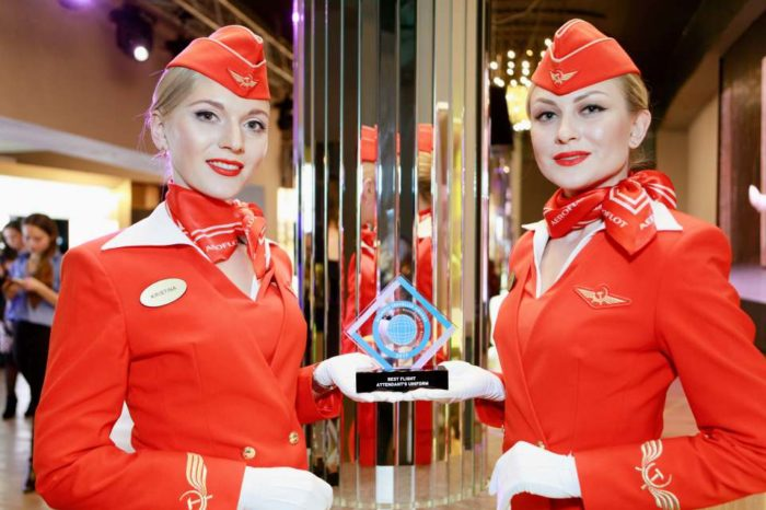 Aeroflot again named Best Airline in Europe.