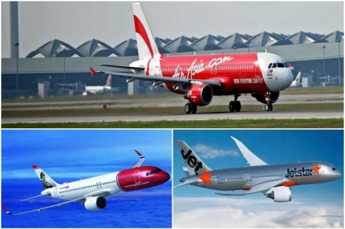 Top 17 World's Best Low-Cost Airlines 2017