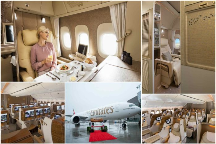 Emirates unveils brand new cabins for its Boeing 777 fleet