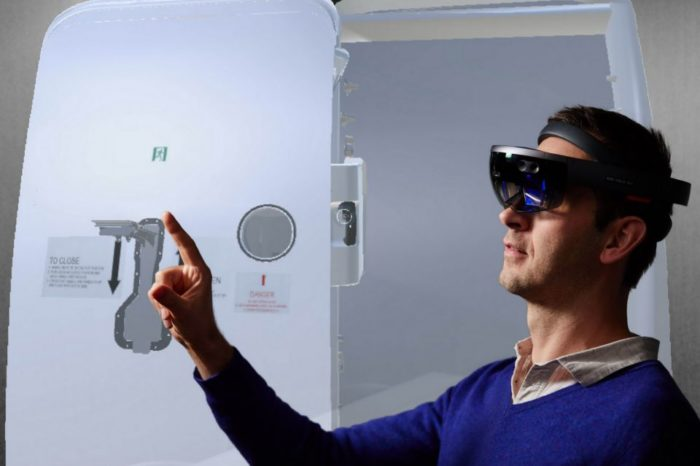 Airbus develops world's first Mixed Reality Trainer for A350 XWB