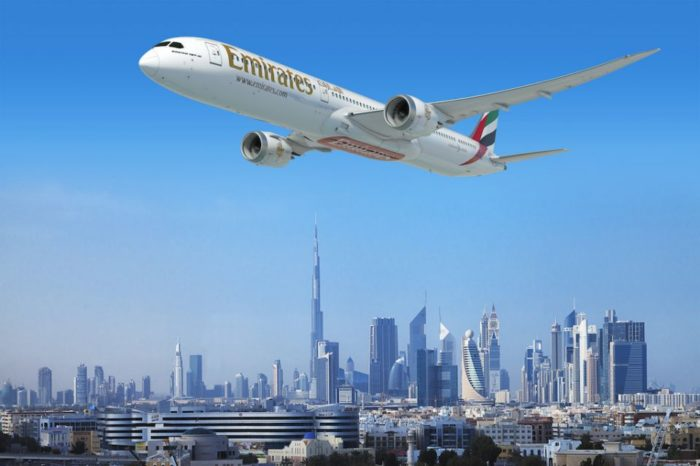 Emirates places order for 40 Boeing 787 Dreamliners at 2017 Dubai Airshow