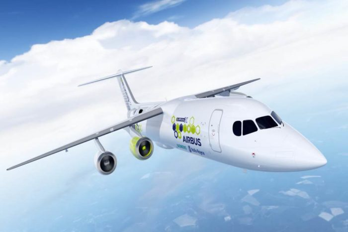 "Airbus - E-Fan ""Plus:"" Launching a new era in electric flight"