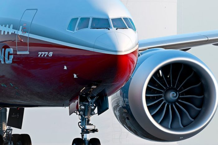 Boeing Begins Production Of The New 777X