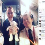 Teddy bear flies 200 miles to get back to little girl – and airline documents his journey