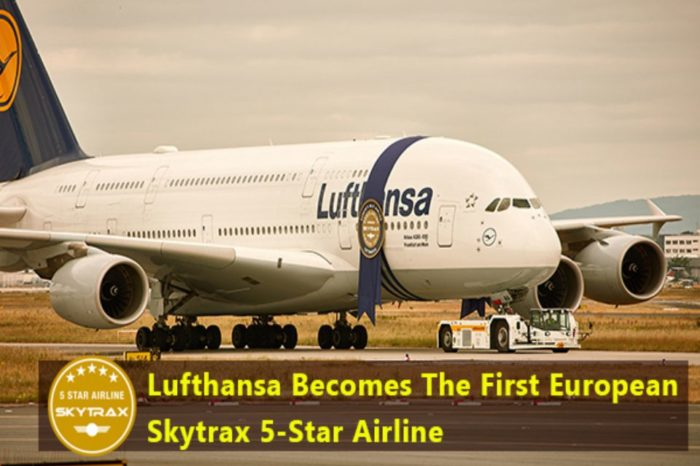 Lufthansa Becomes The First European Skytrax 5-Star Airline