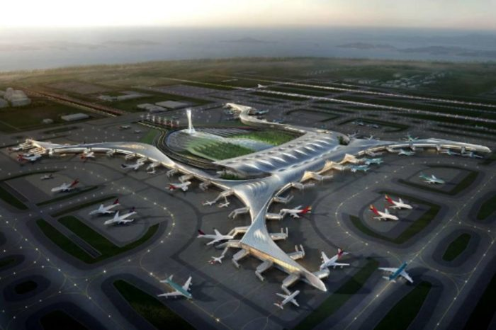 Incheon International Airport new terminal is ready to open Tomorrow.