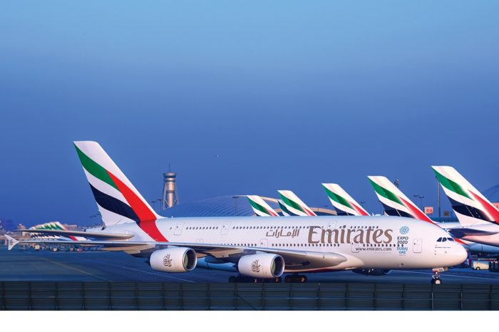 Emirates announces start of scheduled A380 service into Hamburg
